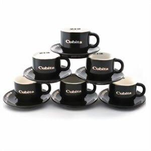 Café Cubita gemahlen