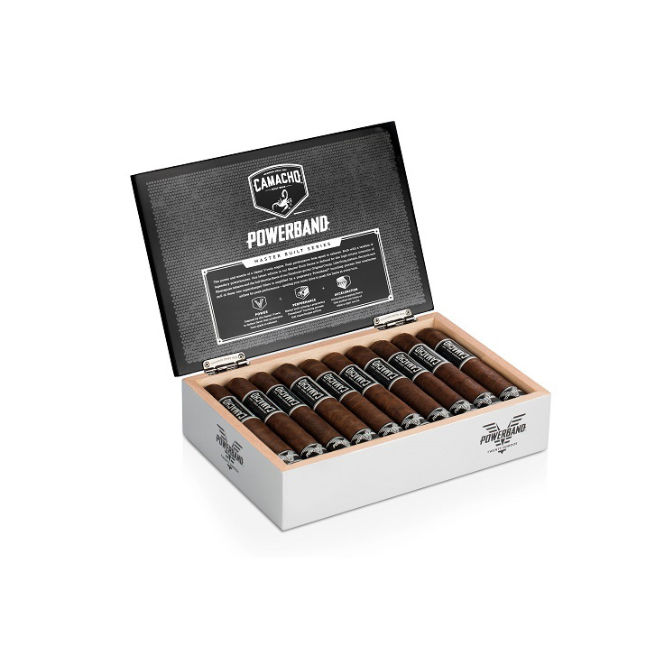 Camacho Promotion + Bierglas Set