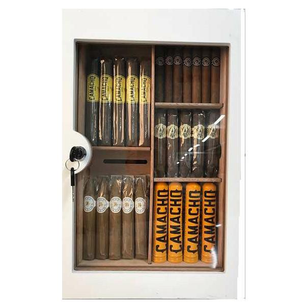 Rent a Humidor mit Zigarren