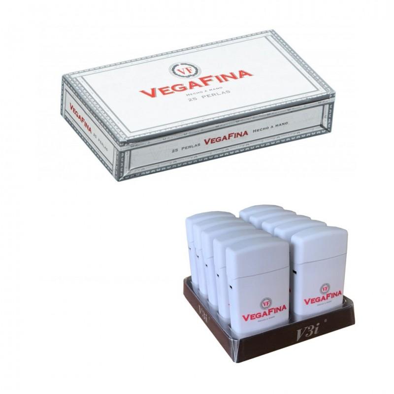 Vega Fina + Burner