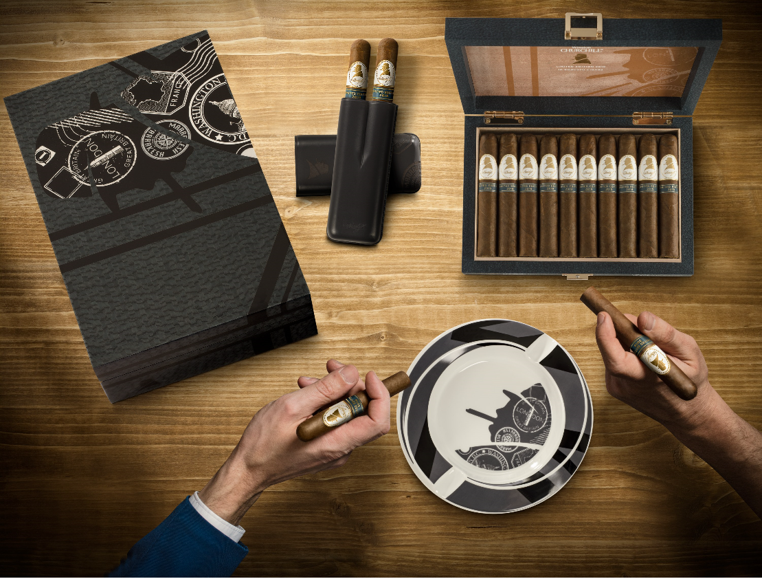 Davidoff Winston Churchill Limited Edition 2019