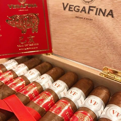 Vega Fina - Year of the Pig