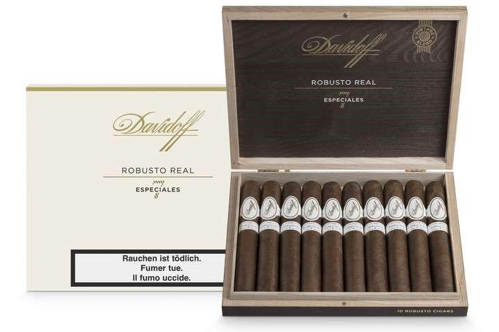Davidoff Robusto Real Especial 7